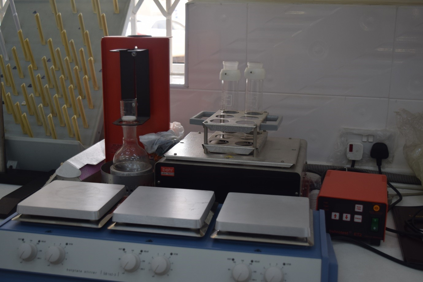 Food Physicochemical Laboratory