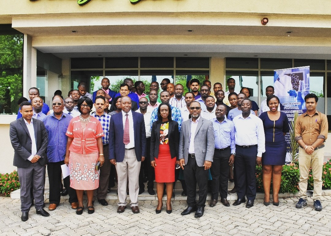 FDA ORGANISE GMP TRAINING FOR LOCAL PHARMACEUTICAL MANUFACTURING